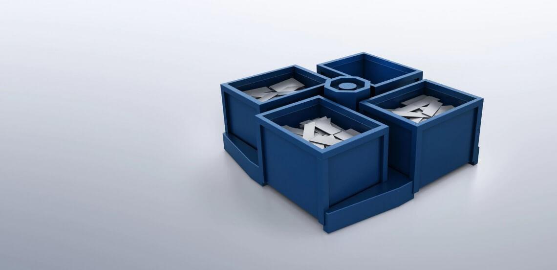 SortMaster Box / SortMaster Box Linear