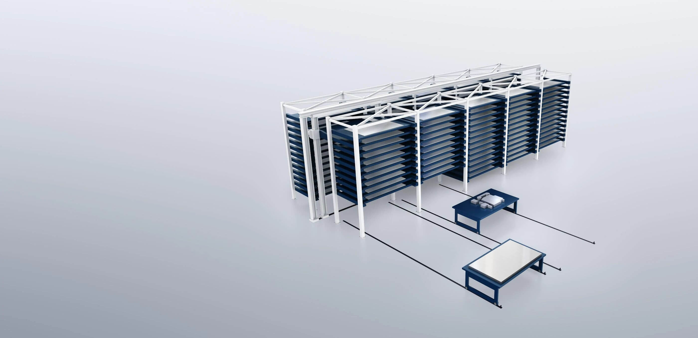 STOPA large-scale storage systems
