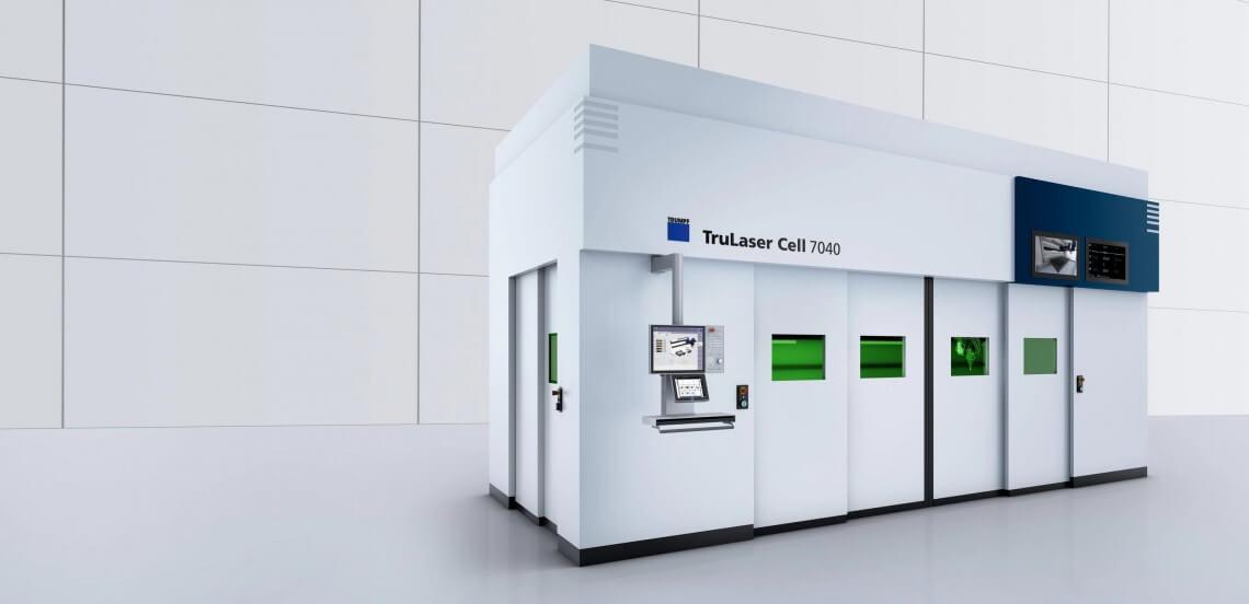 TruLaser Cell 7040