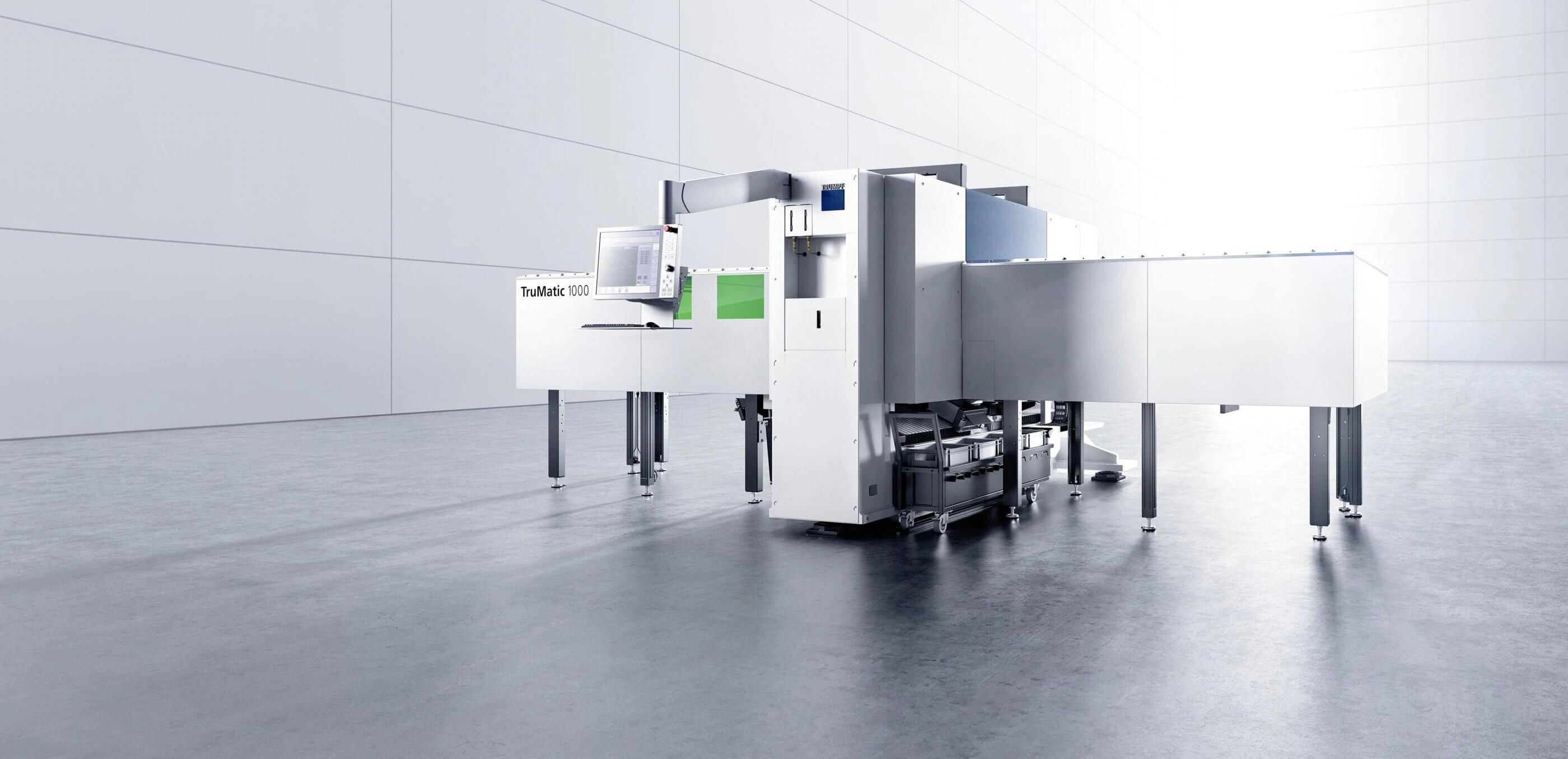 TruMatic 1000 fiber